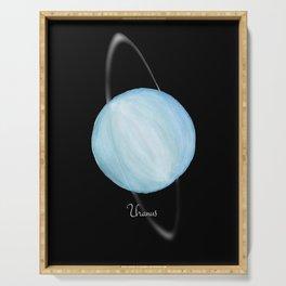 Uranus #2 Serving Tray