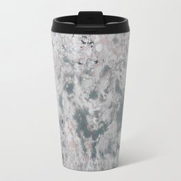 Marble blood Travel Mug