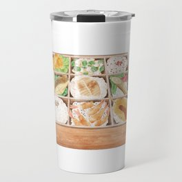 Japanese Bento | 日式便当 Travel Mug