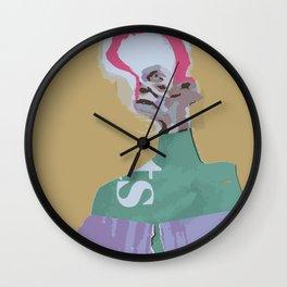 Portrait of Isabella Wall Clock