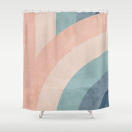 Only a Rainbow Shower Curtain
