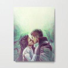 Fairytale Wedding Metal Print