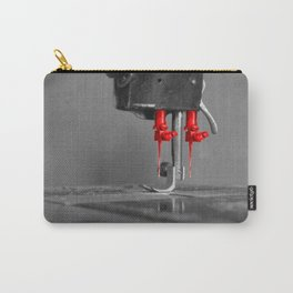 Needles in a double Carry-All Pouch