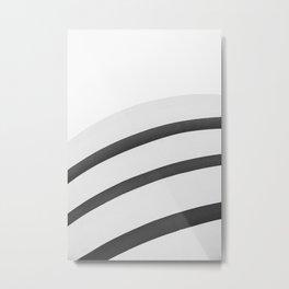 New York Guggenheim Metal Print