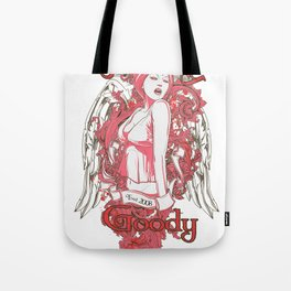 Deadly goody Tote Bag