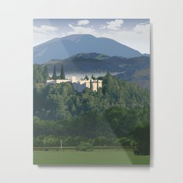 Napa Valley - Sterling Vineyards, Calistoga District Metal Print