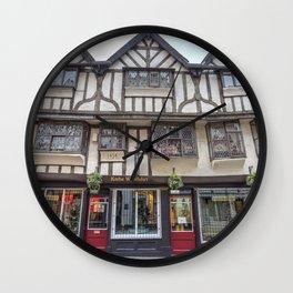 Mulberry Hall York Wall Clock