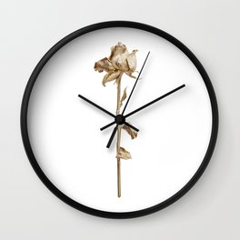 ODE TO DEATH Wall Clock