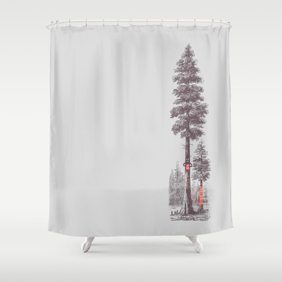 Granny's Hobby Shower Curtain