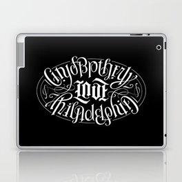 City of Brotherly Love Laptop & iPad Skin