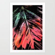 PLUma Art Print