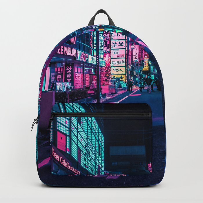 A Neon Wonderland called Tokyo Backpack