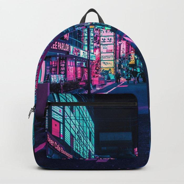 A Neon Wonderland called Tokyo Rucksack