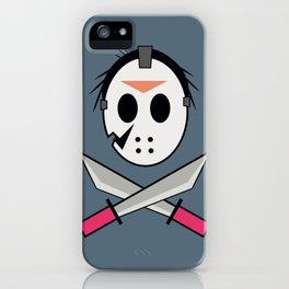 Jason Head iPhone Case