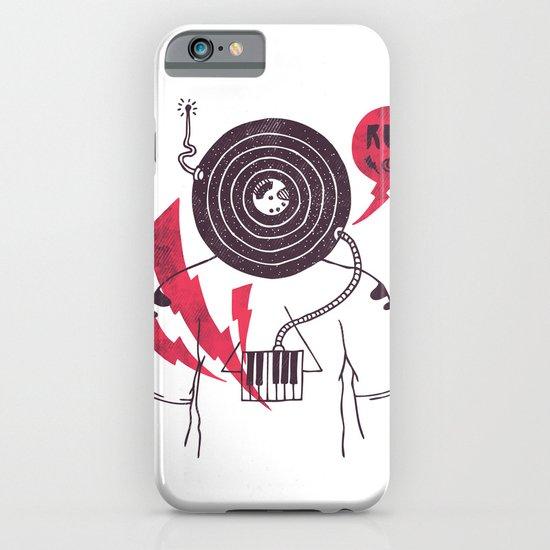 The Vinyl Frontier iPhone & iPod Case