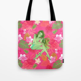 Exotic Paradise - Tropical Bliss Tote Bag