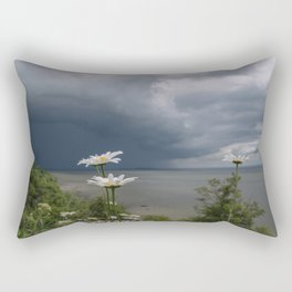 orleans island Rectangular Pillow