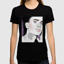 Drawing Pride: Erasure T-shirt