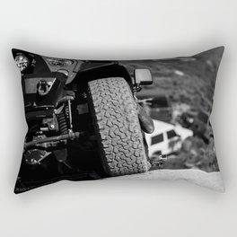 TO THE TOP Rectangular Pillow