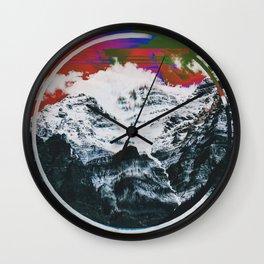 p••k Wall Clock