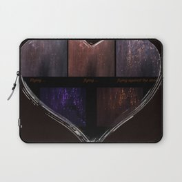 Getting There (Focusing On the Emotion) Laptop Sleeve