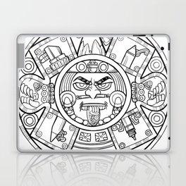 Pencil Wars Shield Laptop & iPad Skin