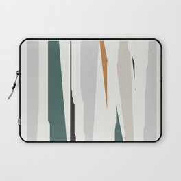 Pastel Trees Laptop Sleeve