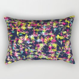 Texture Watercolor Rectangular Pillow