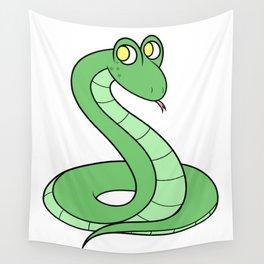 Sneeky Snek Wall Tapestry