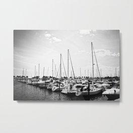 McKinley Marina Metal Print