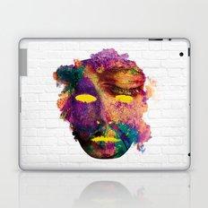 Holi Mask Laptop & iPad Skin