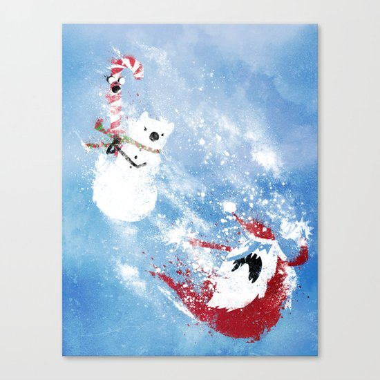 Christmas Time!! Canvas Print