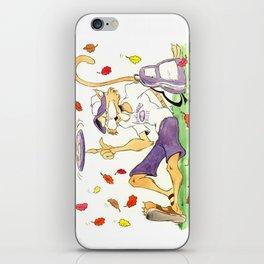 Artemas Autumn iPhone Skin