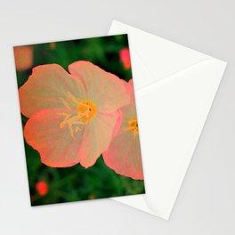 2 Tangerine Flowers | Flower | Nadia Bonello | Canada Stationery Cards