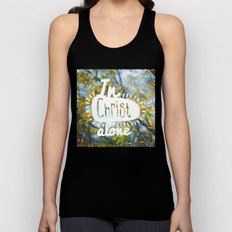 my Hope is found Unisex Tank Top