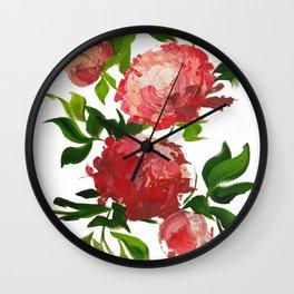Multipivoines Wall Clock