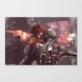 Shepard + Husk Canvas Print