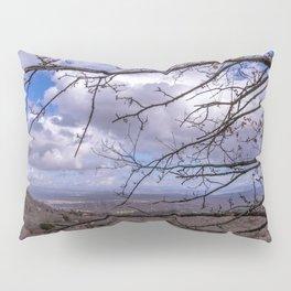 Through the branches Pillow Sham