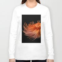hayley williams Long Sleeve T-shirts featuring Hayley Williams by Balansaaaaaaaa