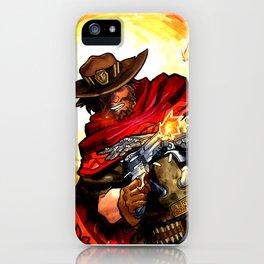 Bang! Bang! Bang! iPhone Case