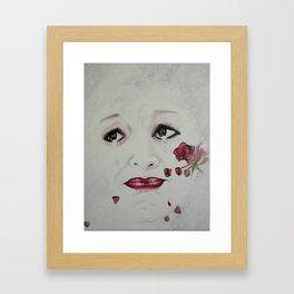 Read 'em & Weep Framed Art Print