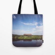 Narew River Tote Bag