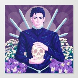 Hamlet Canvas Print