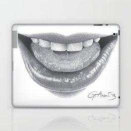 Malizia / Malice - Naughty Lips - Mouth Laptop & iPad Skin