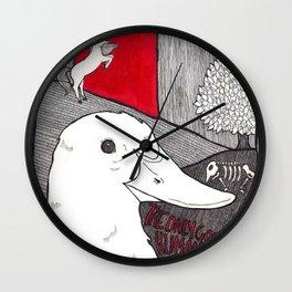 Animal Farm Wall Clock