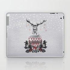 CHRISTMAS DEER (by Nika & Mariam) Laptop & iPad Skin