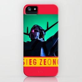 sieg zeong iPhone Case