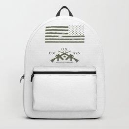 U.S. Military: Assault Forward Backpack