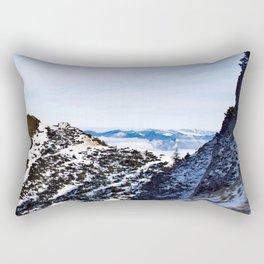 Embraced Rectangular Pillow