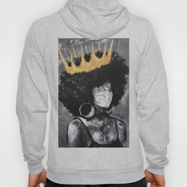 Naturally Queen II Hoody